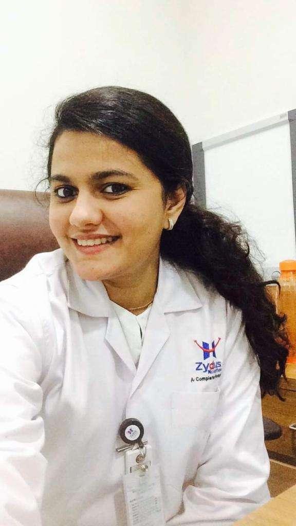 Dr. Prachi Desai