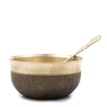 Kansa Soup Bowl