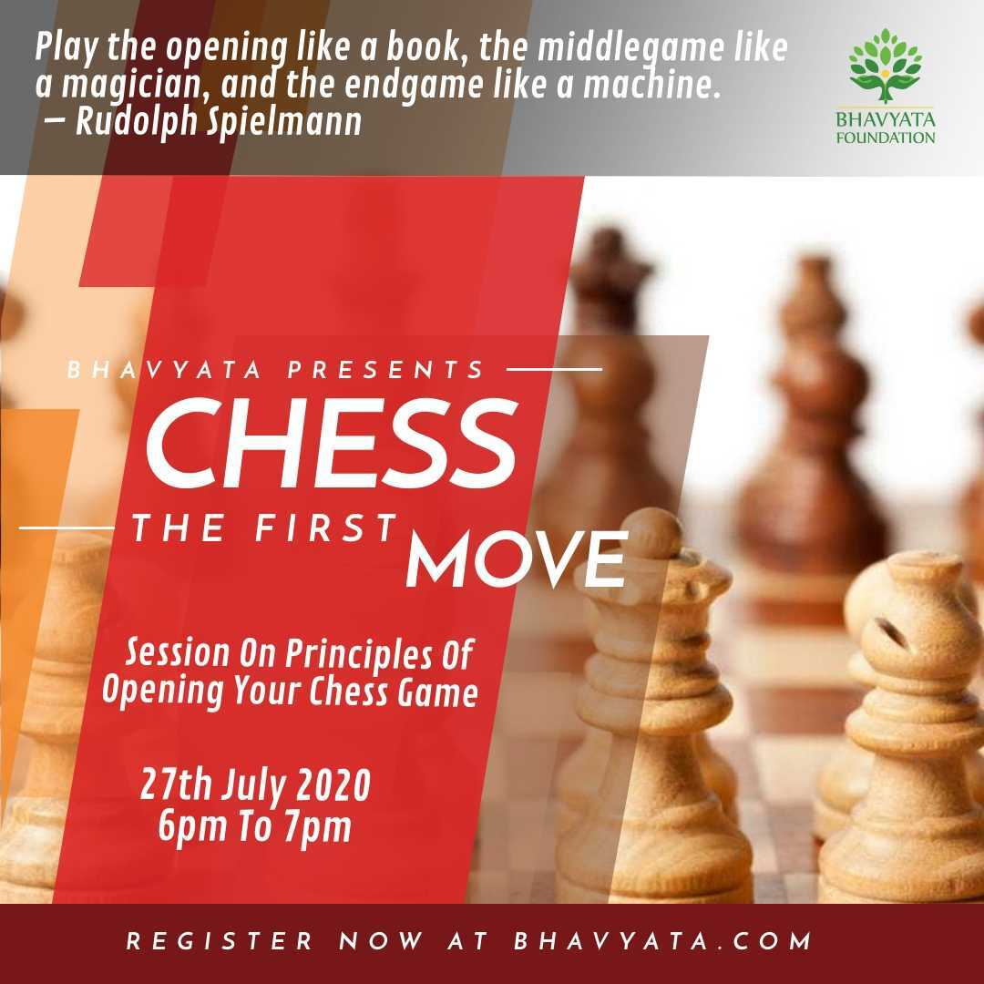 Chess : The First Move