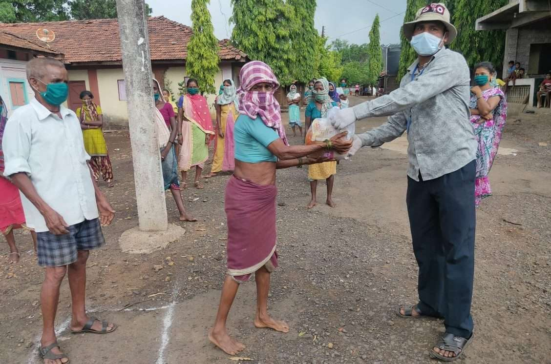 Mission Compassion: Covid-19 Food Relief In Challenging Times