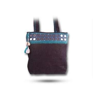 Denim Shoulder Bag Lambani DBLM-01