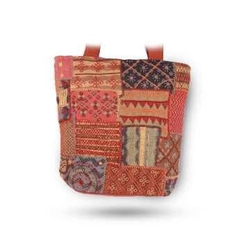 Patchwork-Tote Bag Lambani TBLM-01