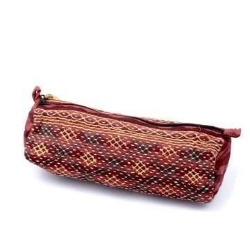 Embroidered Utility Pouch LambaniEPLM-01
