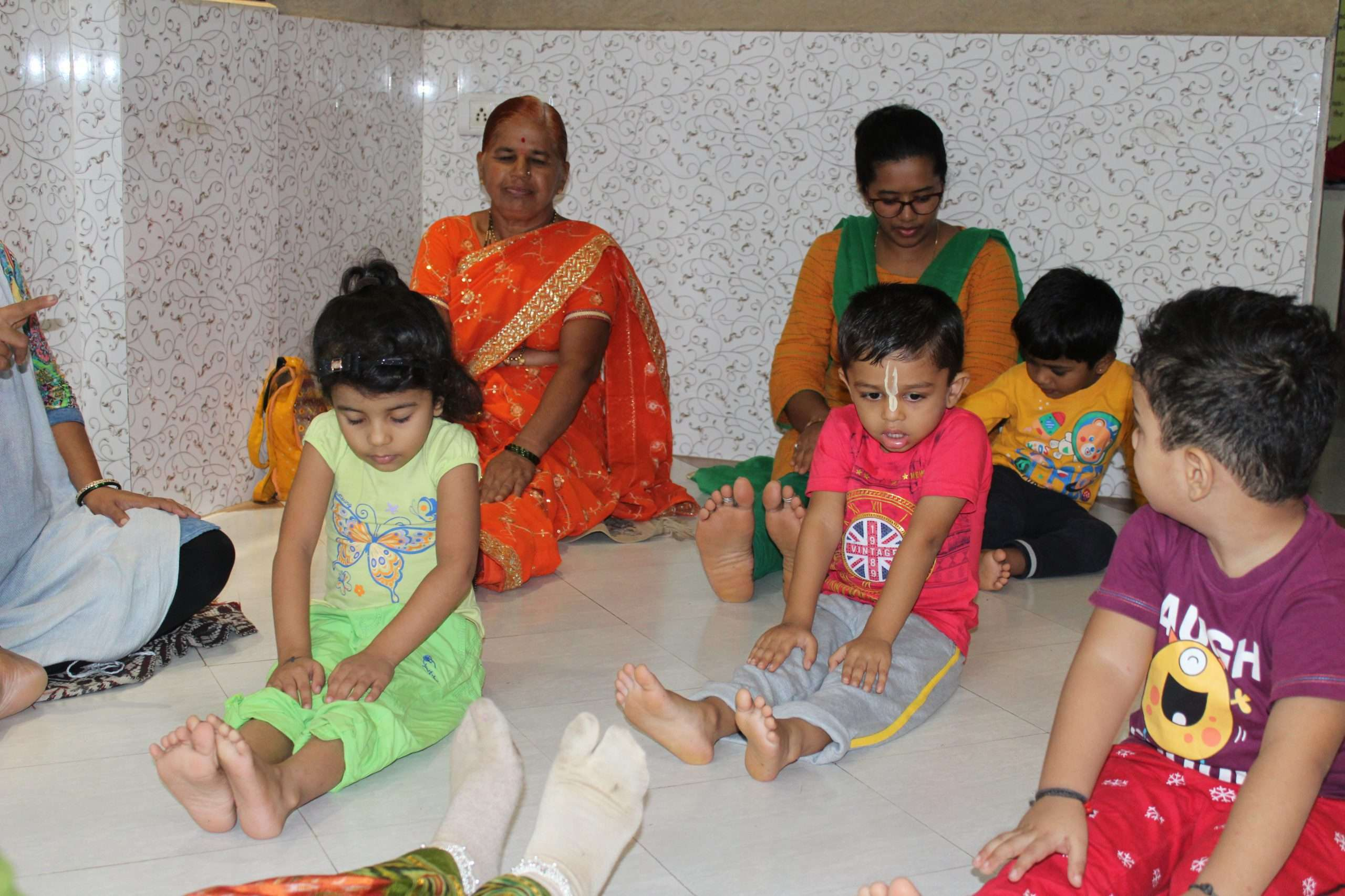 Conscious & Responsible Parenthood: Aarambh: Personality development for Toddlers