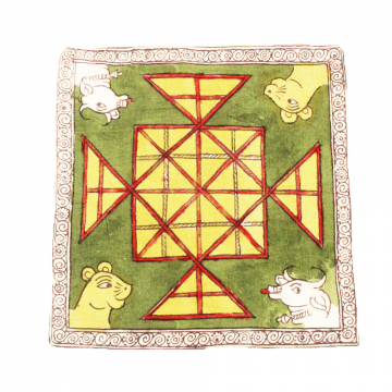 Hasu Chiratay Board Game