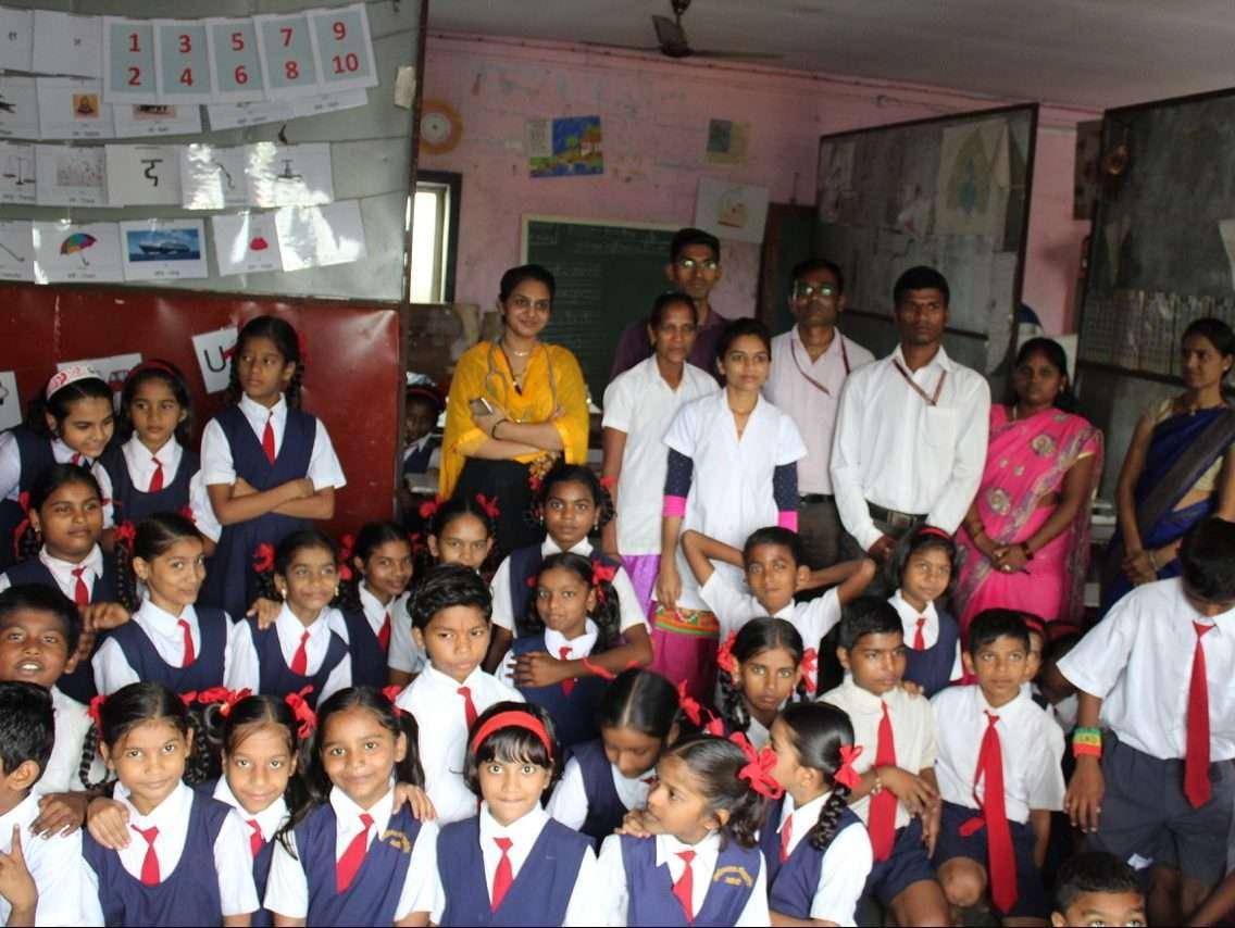 Slum to School Portfolio