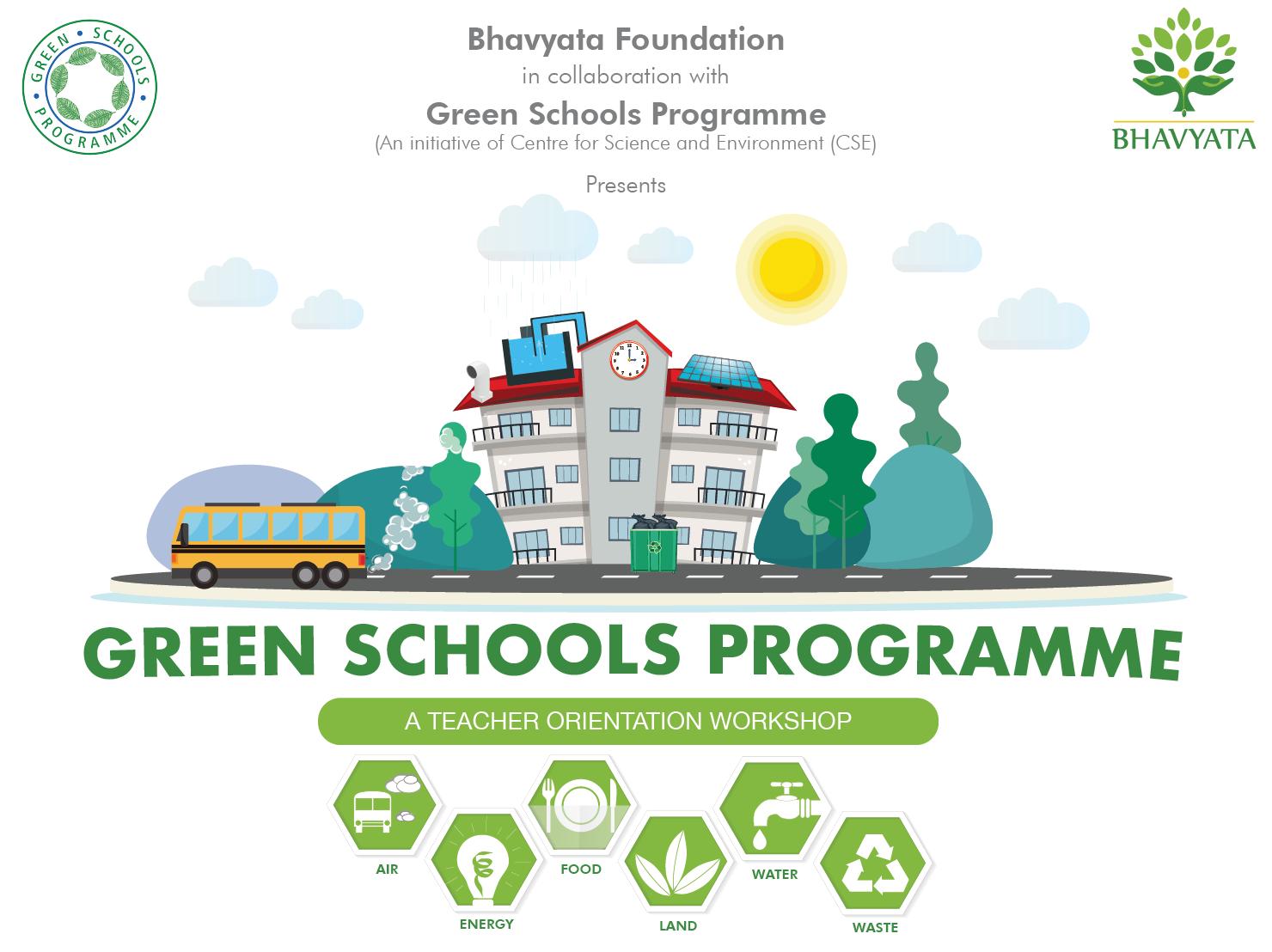 Green School Registration