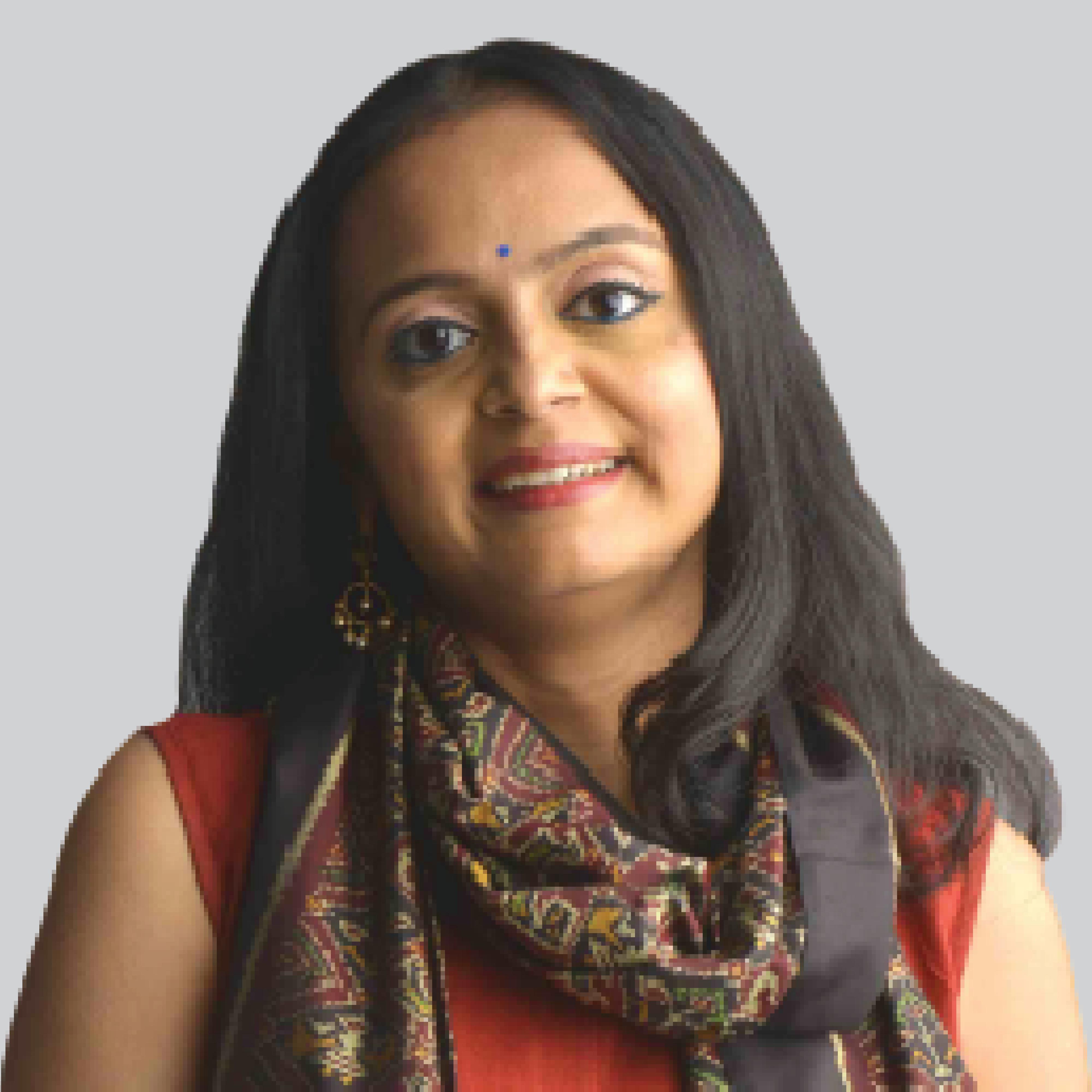 Mrs. Samira Shah