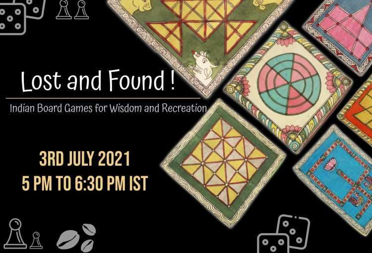 Lost And Found Event